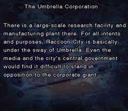RE DC The Umbrella Corporation file page3