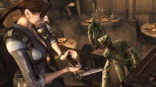 Resident Evil Rev Jill SE 1