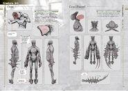 Resident Evil Revelations Artbook - page 9