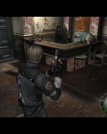 Shooting Range Resident Evil Wiki Fandom