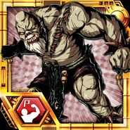 BIOHAZARD Clan Master - BOW card - Ndesu