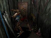 Drain Deimos ataca a Jill