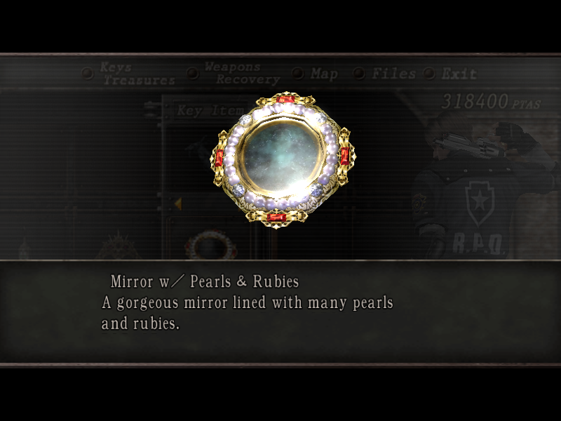 Mirror w pearls rubies resident evil wiki fandom powered by wikia mirror w pearls rubies aloadofball Image collections