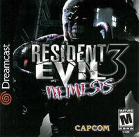RE3 Dreamcast