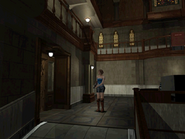 RE3 RPD Main Hall 11