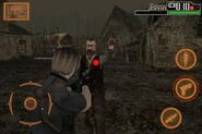 RE4 Mobile Screenshot 4