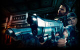 Resident Evil 5 Biohazard 5 Background Partners Til the End