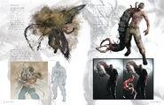 Resident Evil 6 Artworks - Creature Design (14)