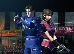 One Click Question - No.34 RE2 The Second Dream Team