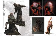 Resident Evil 6 Artworks - Creature Design (19)