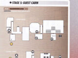 Stage 5: Guest Cabin