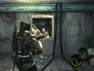 Oil field control facility in-game (RE5 Danskyl7) (3)