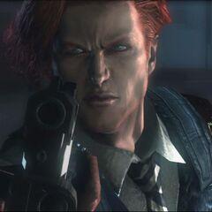 Рэймонд с оружием