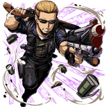 Biohazard Clan Master - Albert Wesker - 001