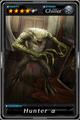 Deadman's Cross - Hunter α card