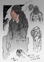 Neo Umbrella J'avo Concept Art 2