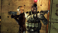 Resident Evil 5 gold edition extra