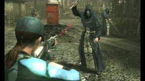 Resident Evil The Mercenaries 3D - Jill and Wesker