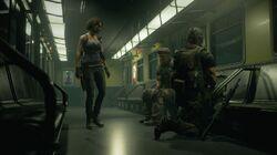 Resident Evil 3 remake official screenshot 2