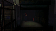 Resident Evil CODE Veronica - square in front of the guillotine - gameplay 04