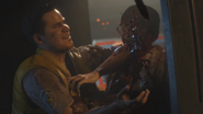 Brad infected RE3 1