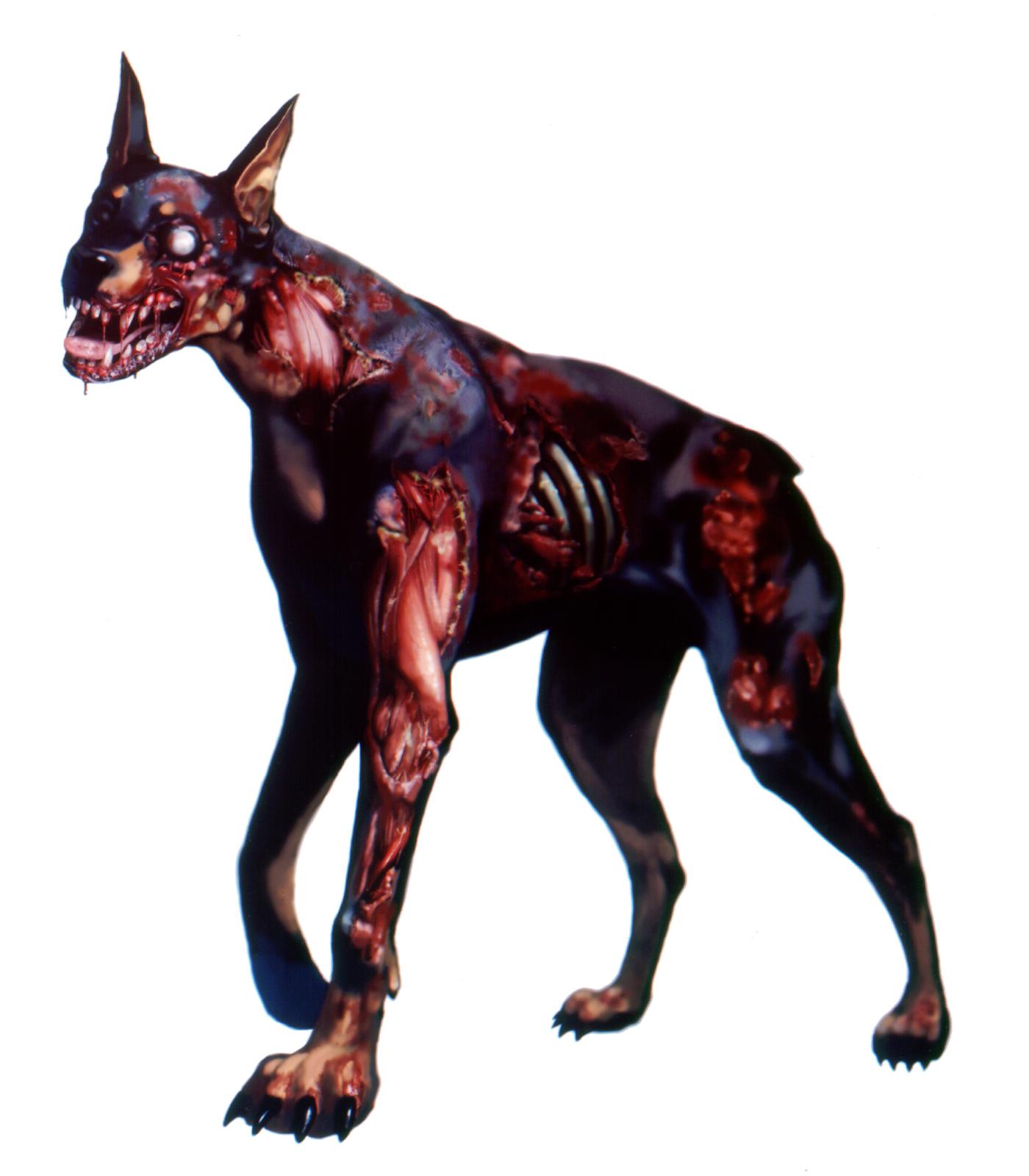 Image result for resident evil dog
