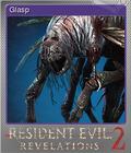 Glasp Foil Card