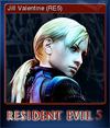 Resident Evil 5 Biohazard 5 Card 5