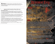 Resident Evil Operation Raccoon City manual 2