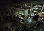 Resident Evil Outbreak Artwork Hospital Hopital Arklay Abandonned (2)