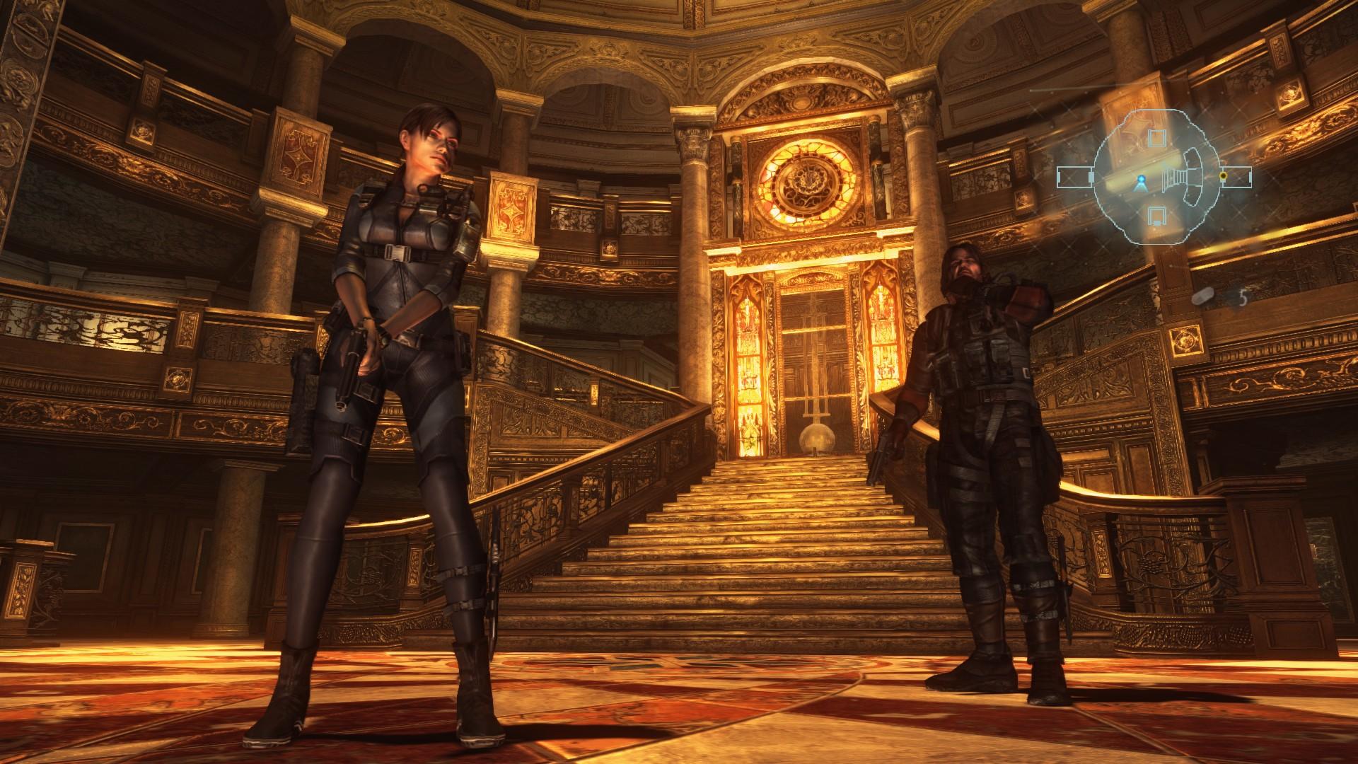 Hall | Resident Evil Wiki | Fandom