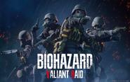 BIOHAZARD VALIANT RAID promotional image