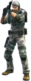 Chris Redfield Revelations profile