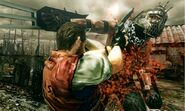 Mercenaries 3D - Barry gameplay 6