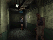 RE3 Darkroom Corridor 1