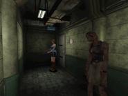 RE3 Darkroom Corridor 1