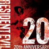 RESIDENT EVIL 20th ANNIVERSARY (PS4 theme)