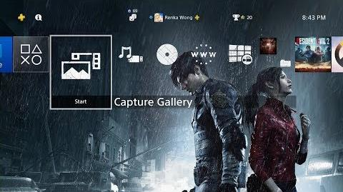 Resident Evil 2 Special Theme 2 PS4