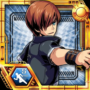 BIOHAZARD Clan Master - Character card - Steve Burnside