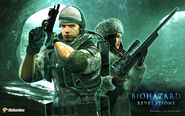 Biohazard Revelations Pachislot Wallpaper 12