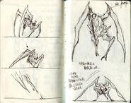Noga-Skakanje concept art 1