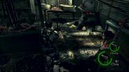 Resident Evil 5 Back Alley 10