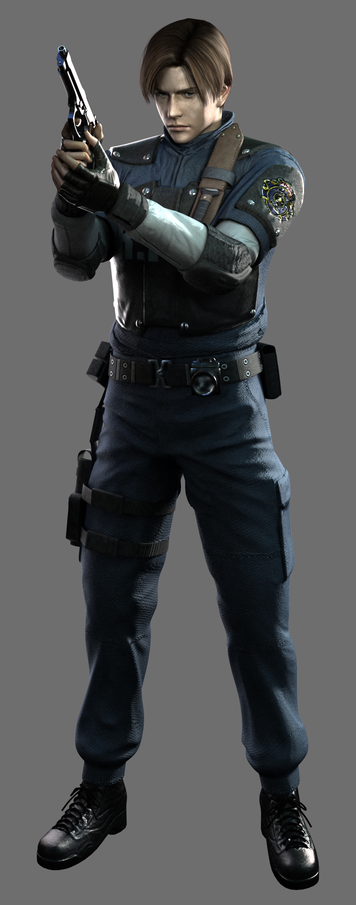 Image result for leon s kennedy appearance