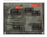 Resident Evil 4 Wii Edition Instruction Booklet 12