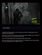 Resident Evil 6 Online Manual PS4 3
