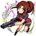 ClanMaster Claire RE2 Action2