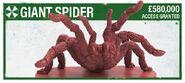 Giant Spider BG