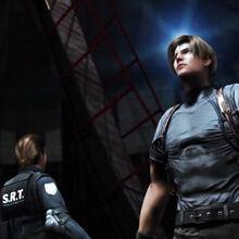 Resident Evil Degeneration Resident Evil Wiki Fandom