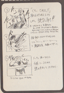 Resident Evil 2 storyboard - One More Kiss