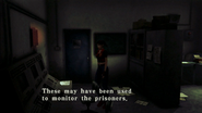 Resident Evil CODE Veronica - monitoring room - examines 02-2